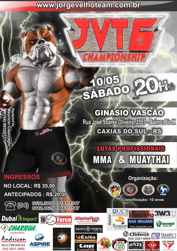 JVT Championship 6