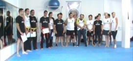 Graduação de Muay Thai de 21 Abril 2012